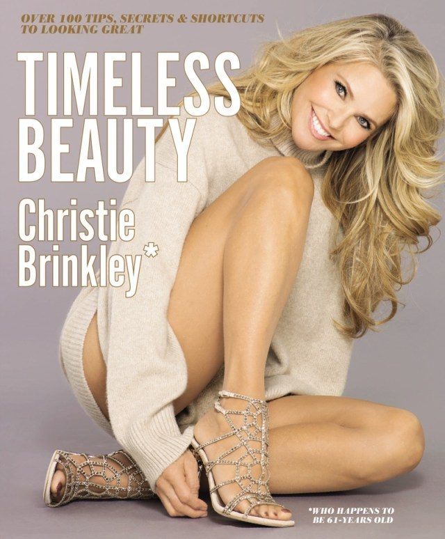 Timeless Beauty Christie Brinkley book