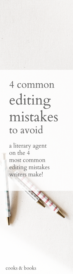 common editing mistakes to avoid