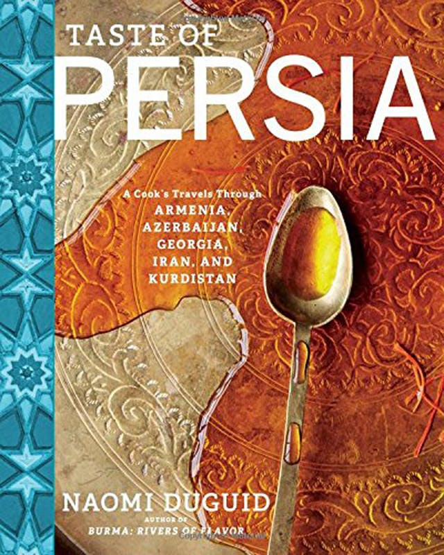 taste of persia cookbook review