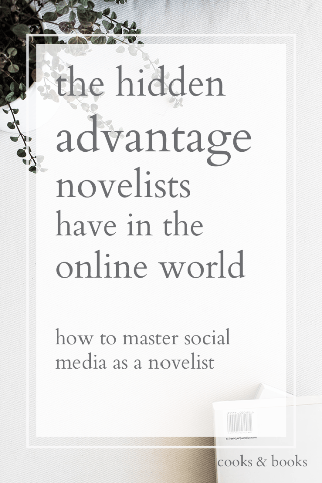 the most important social media for novelists and writers