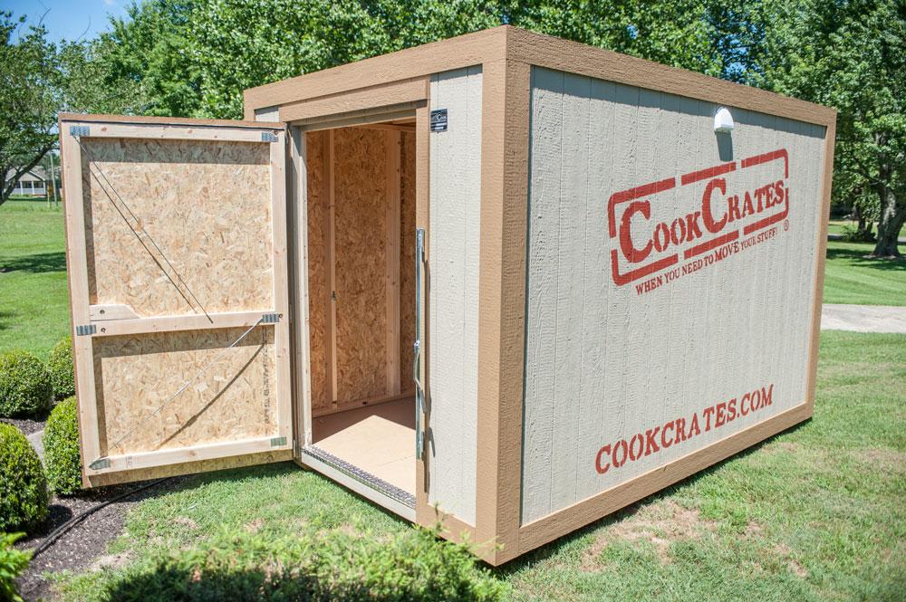 Buildings Sheds Cook Sheds Storage