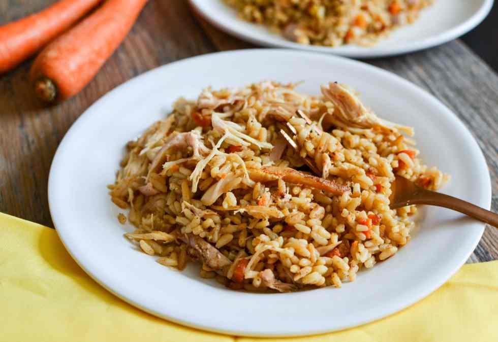 Pressure Cooker Chicken And Rice Cooks With Soul