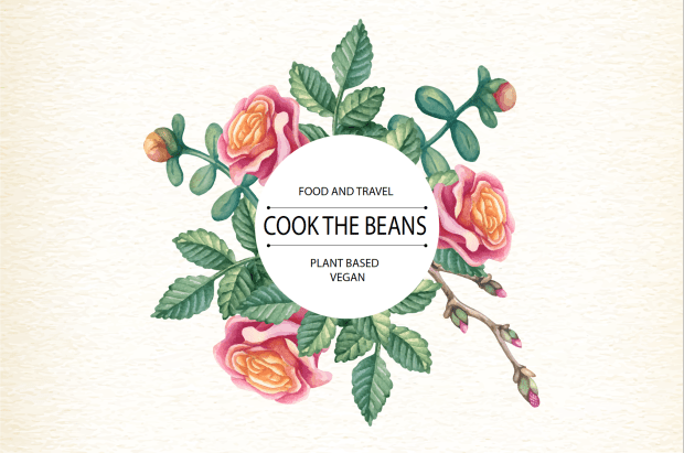 cook the beans vegan travel blog