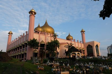 Old State Kuching Mosque