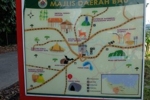 Bau map travel
