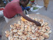 bread vegan Mozambique