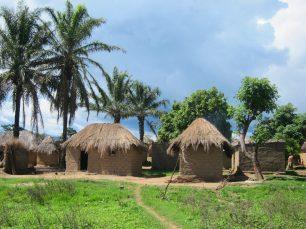remote village angola
