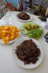 vegan food Cuba