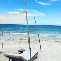 Tulum Private & Public beaches