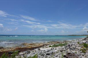 Xcacel beach
