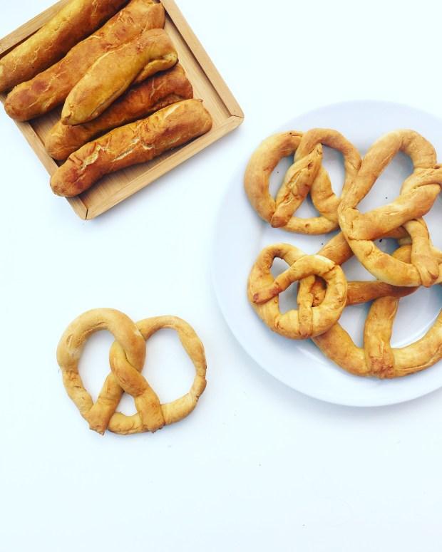 vegan pretzel 2