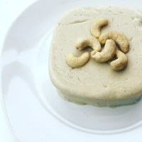 Simple Cashew cheese (queijo vegano fácil)