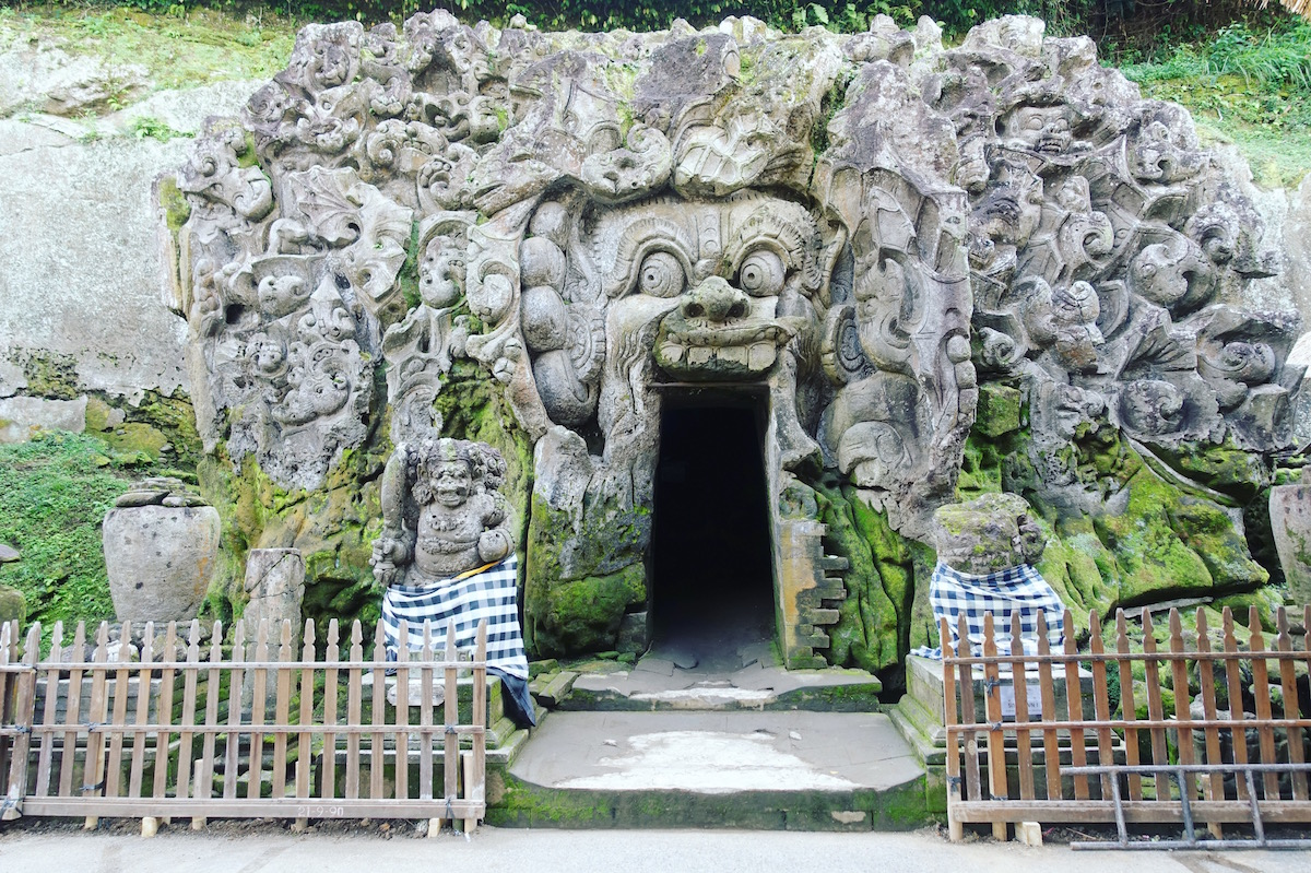 Goa Gajah the Elephant Cave _ Bali