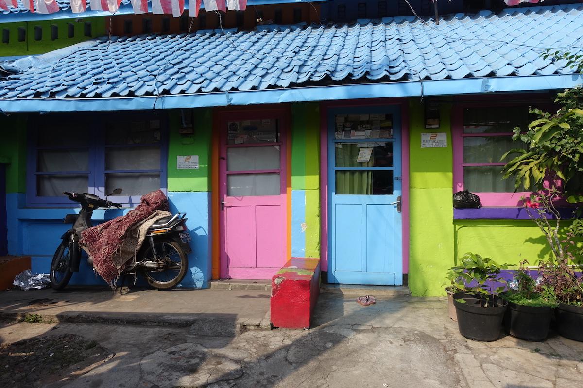 Malang a charming Javanese City