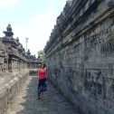 Borobudur carvings