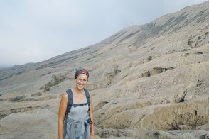 Bromo vegan travel7