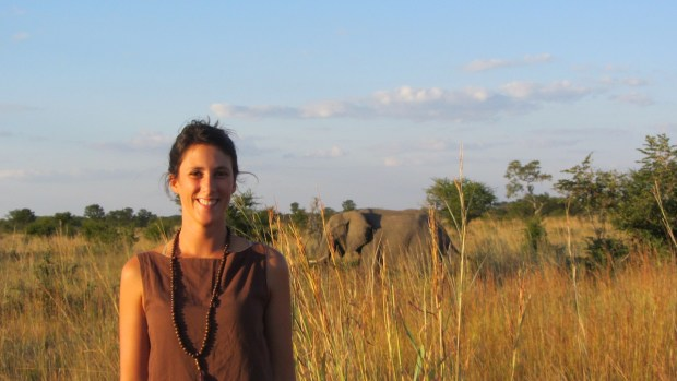 vegan traveller africa