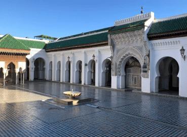Kairaouine Mosque Mosque of al-Qarawiyyin fez