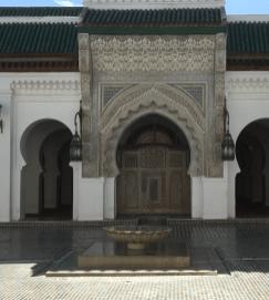Kairaouine Mosque al-Qarawiyyin fez