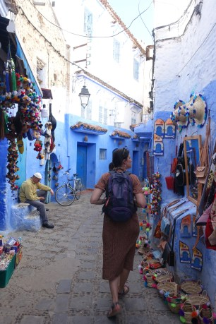 Chefchaouen Blue City17