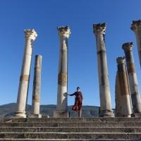 Volubilis a stop into a Roman past