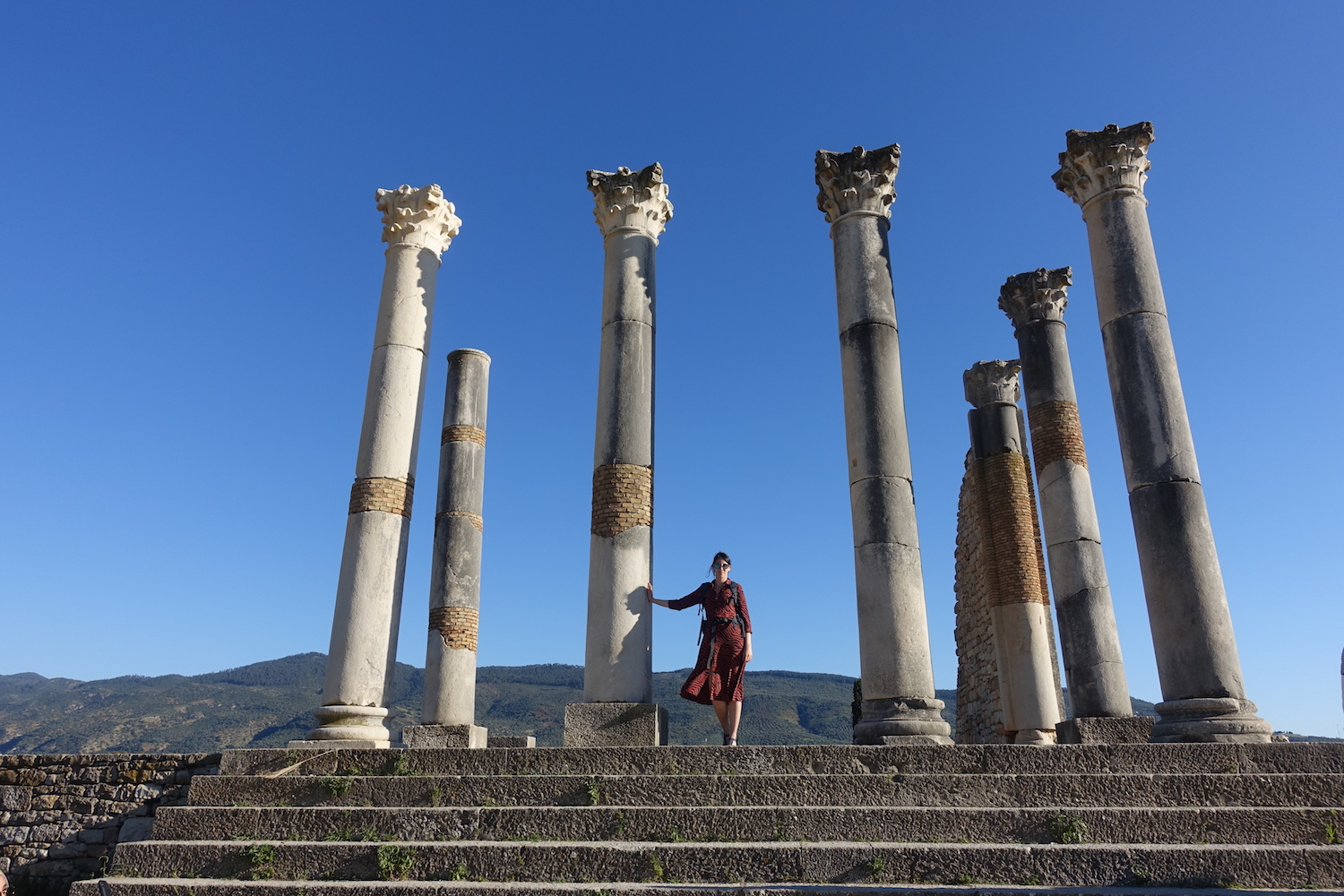 Volubilis a stop into a Roman past