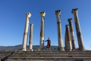 Volubilis travel