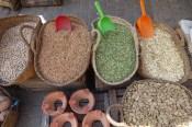 vegan morocco market