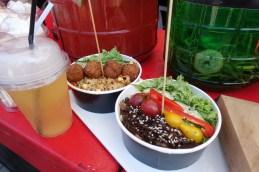 vegan fast food kiev