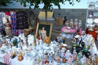 market Andrew's Descent