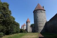 walls towers