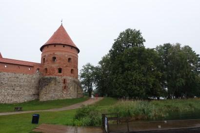 Trakai Castle island