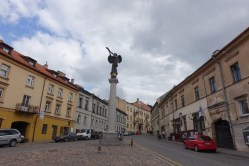 uzupis angel square