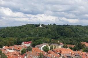 views over vilnius travel