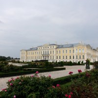 Rundale Palace guide