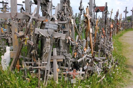 Hill of Crosses from Vilnius
