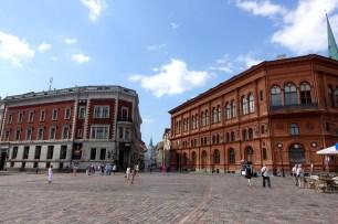 travel Riga Oldtown