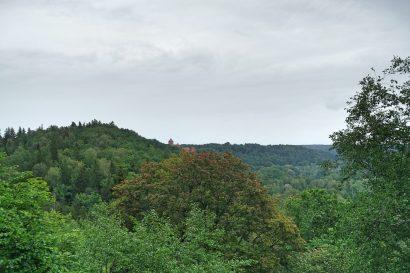Sigulda views of Gauja
