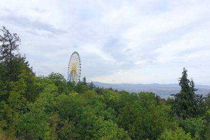 Mtatsminda Park tbilisi georgia