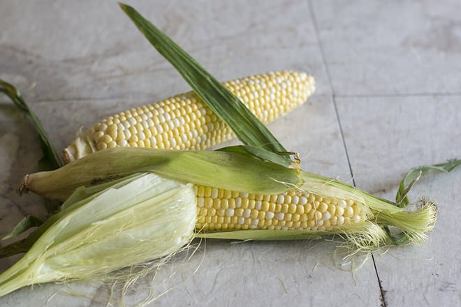 microwaved corn on the cob cook the story