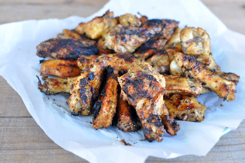 Grilled Chicken Wings – A Step by Step Guide