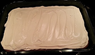 Mom's Applesauce Cake