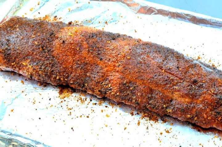 Simply Delicious BBQ Ribs c