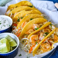 Quick and Easy Shrimp Tacos