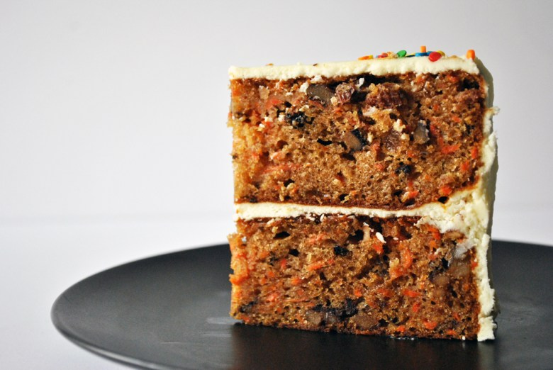 carrot cake single