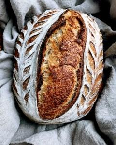 sourdough bread signature bake
