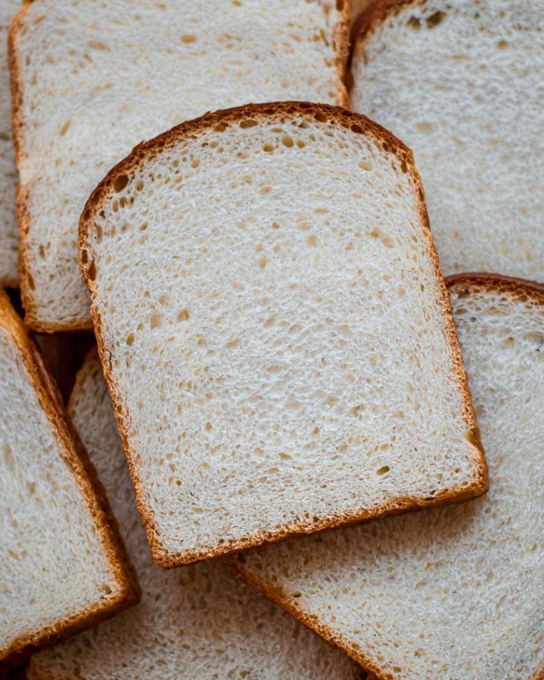 sandwich bread slice