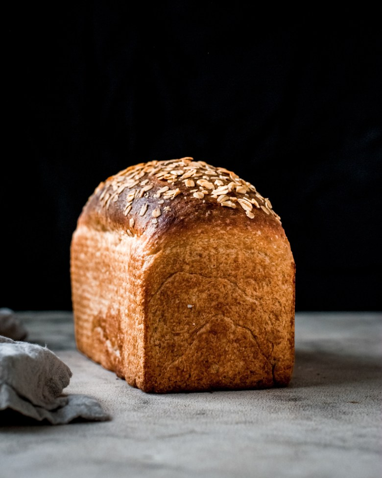 WW sandwich loaf pullman profile