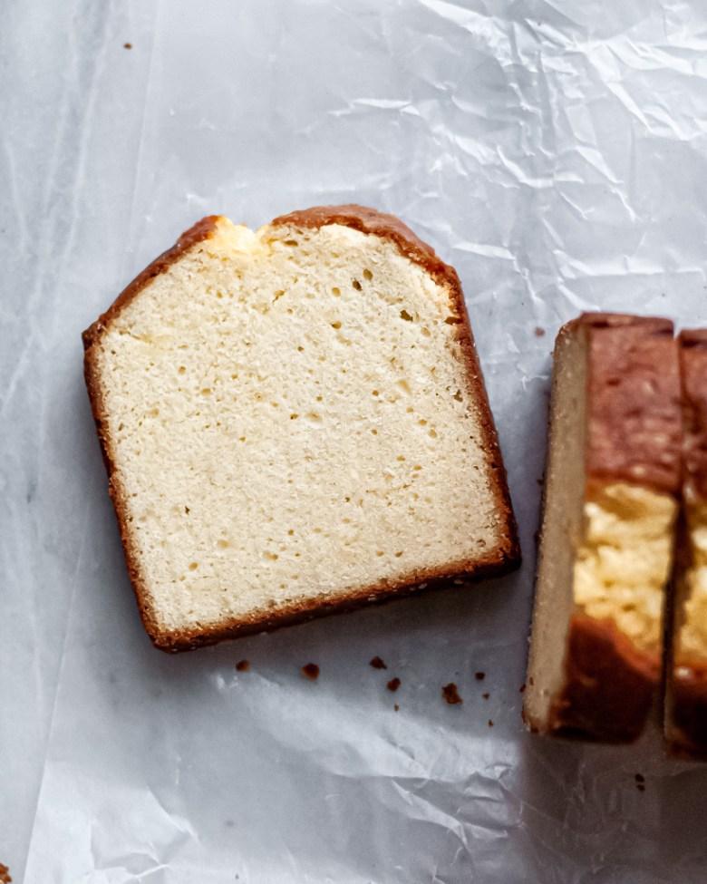 plush pound cake