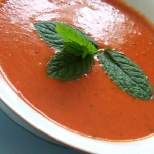 Roast tomato soup